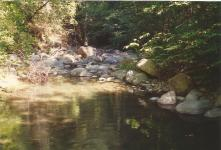 Feather River mining claim