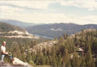 Philip at Long Lake